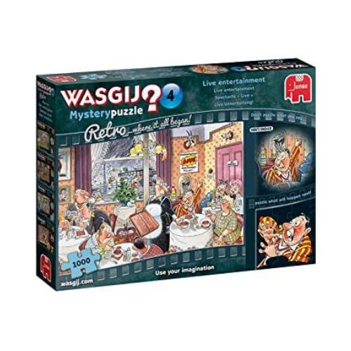 Wasgij púsl 4