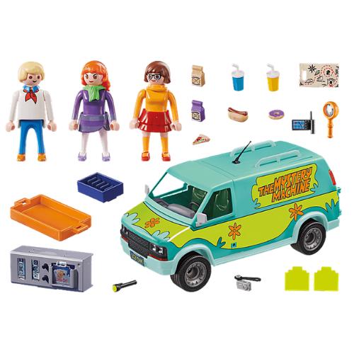 Plamyobil Scooby Doo