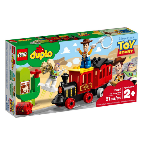 Lego duplo toy story