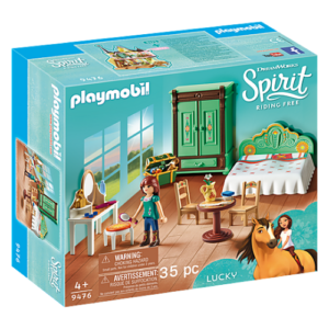 Playmobil Spirit