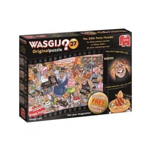 Wasgij púsl 27