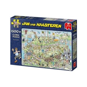 JVH púsl 1500 - hughland games