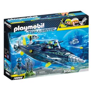 Playmobil Top Agents