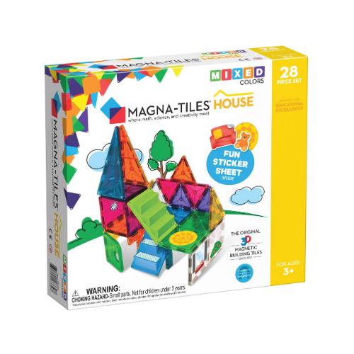 Magnatiles House 28