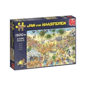 JVH púsl 1500 - the oasis
