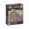 JVH púsl 500 - find the mouse