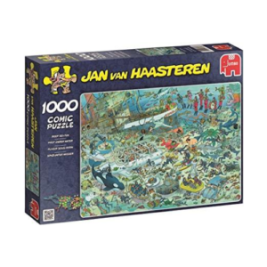 JVH púsl 1000 - deep sea fun