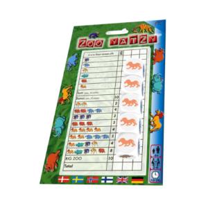 Yatzy Zoo