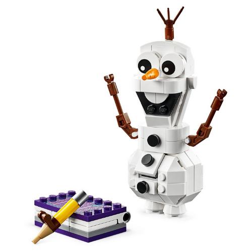 Lego Frozen Ólafur