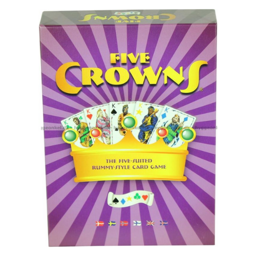 Five crowns