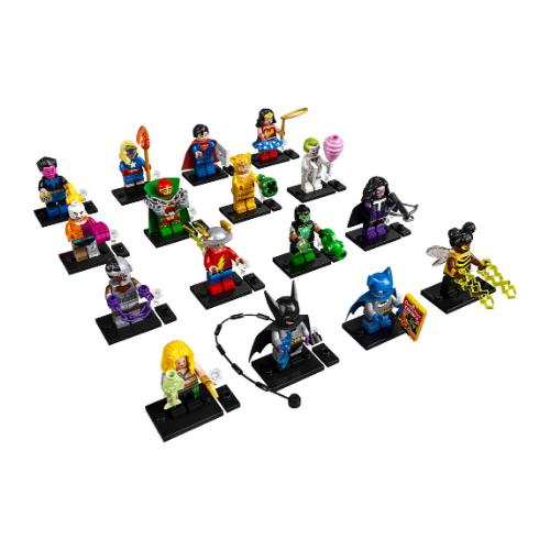 Lego super heroes minifigures
