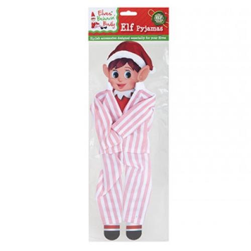 Elf on the shelf náttföt