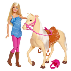 Barbie Hestur