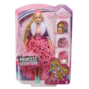 Barbie prinsessa