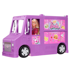 Barbie matarvagn