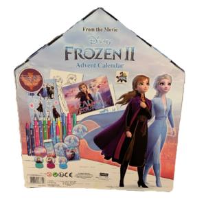 Jóladagatal Frozen