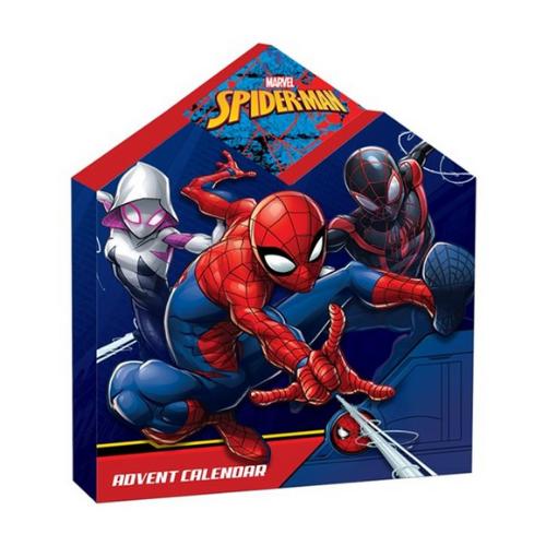 Jóladagatal Spiderman