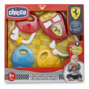 Chicco Ferrari Lyklar