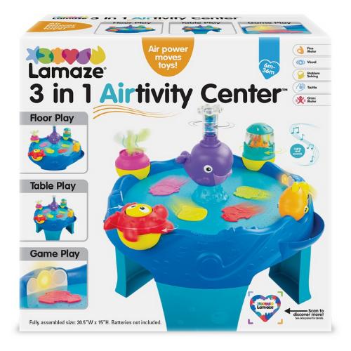 Lamaze Airtivity Center
