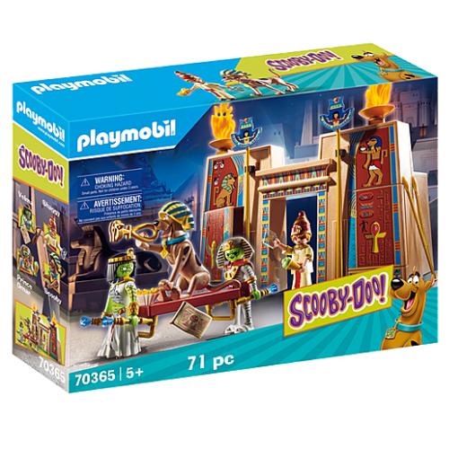 Playmobil Scooby Doo