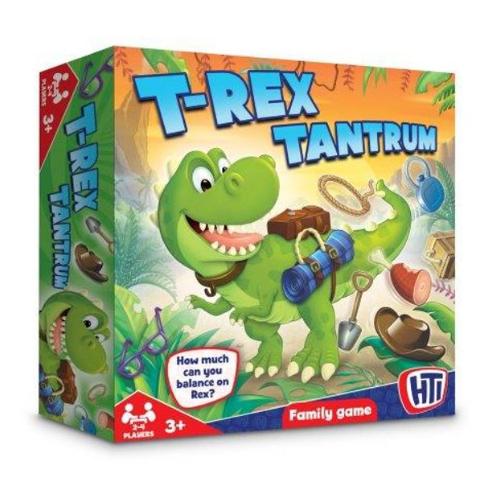 T-rex trantrum