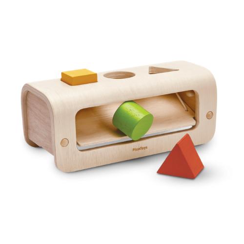 Plan Toys Shape & sort