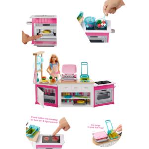 Barbie eldhús