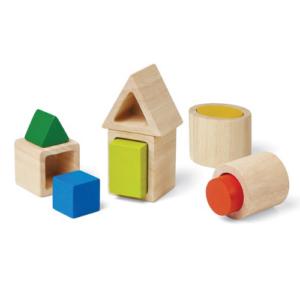 Plan toys formakubbar