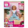 Barbie dúkka yoga