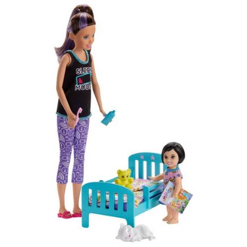 Barbie Barnapía