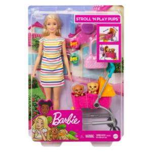 Barbie með hunda
