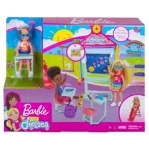 Barbie chelsea club