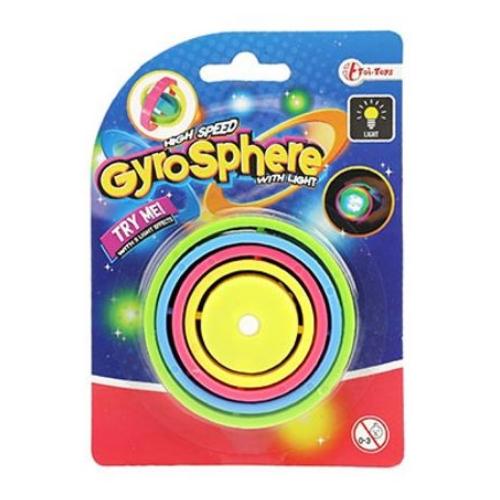 Gyrosphere hringur