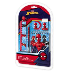 Spiderman ritfangasett