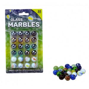 Glerkúlur - Marbles