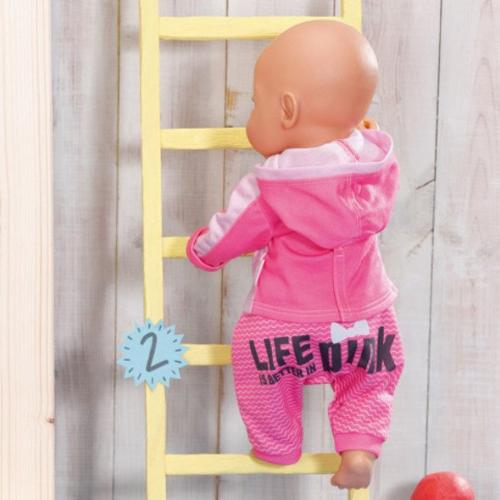 Baby Born jogging galli