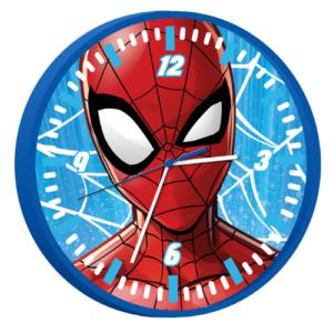 Spiderman veggklukka