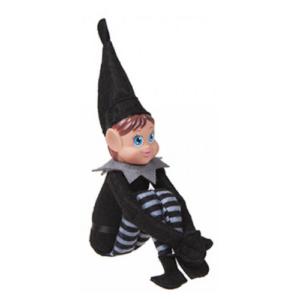 Elf on the shelf svartur