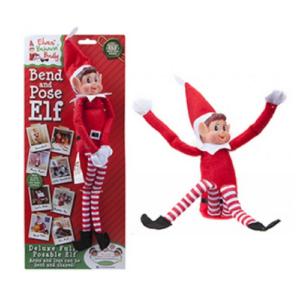 Elf on the shelf beygjanlegur
