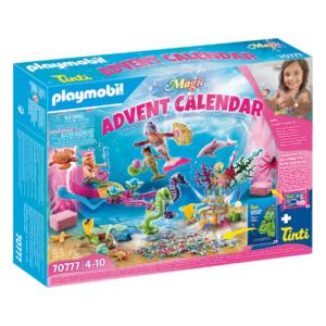 Playmobil jóladagatal